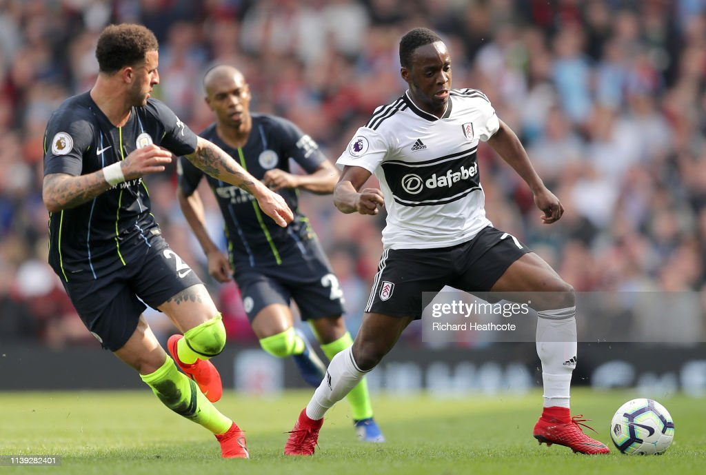 Fulham FC v Manchester City - Premier League : Photo d'actualité