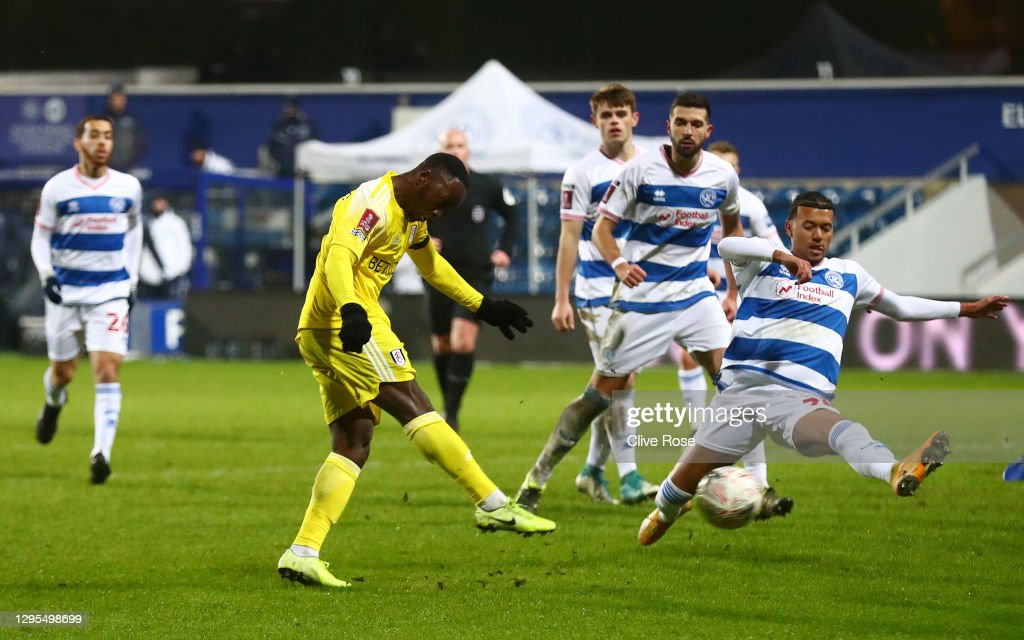 Queens Park Rangers v Fulham - FA Cup Third Round : News Photo