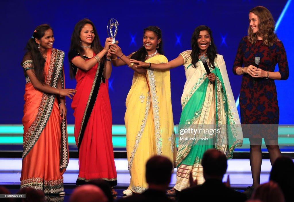 Show - 2019 Laureus World Sports Awards - Monaco : Foto jornalística