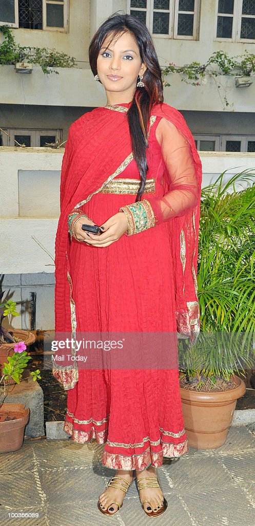 Neetu Chandra at an event in Mumbai on May 22, 2010.