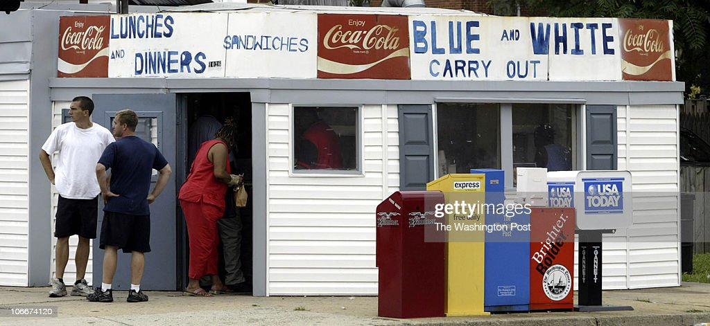 Preston Keres Twp The Blue And White Alexandria Md News Photo Getty Images