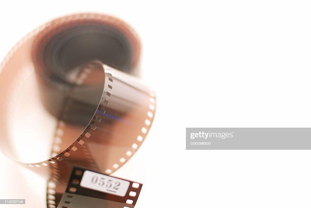 Negative film : Stock Photo