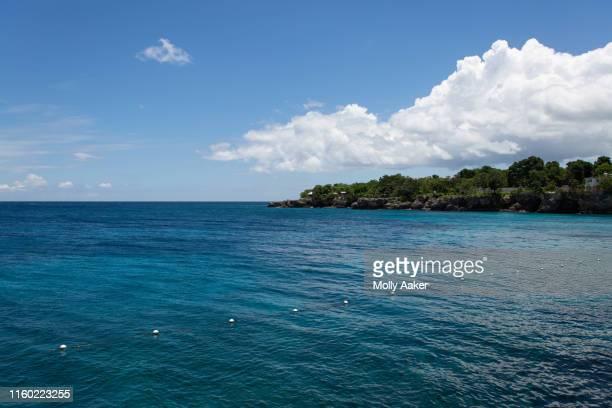 negril in jamaica - paisajes de jamaica fotografías e imágenes de stock