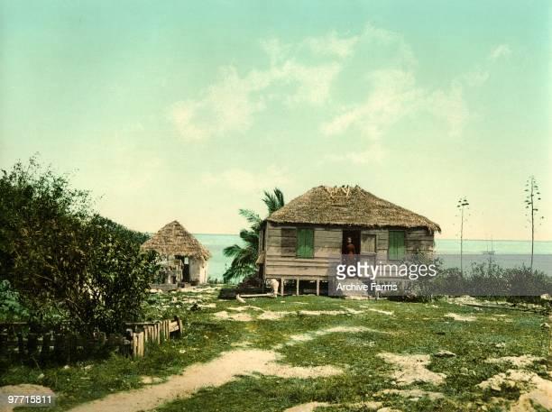 Negro Cabin In Nassau Bahamas