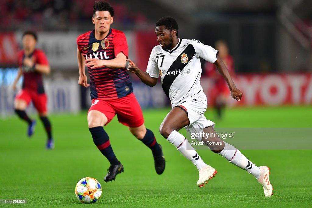 JPN: Kashima Antlers v Gyeongnam - AFC Champions League Group E