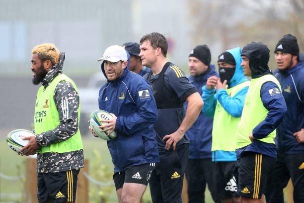 NZL: Highlanders Training Session