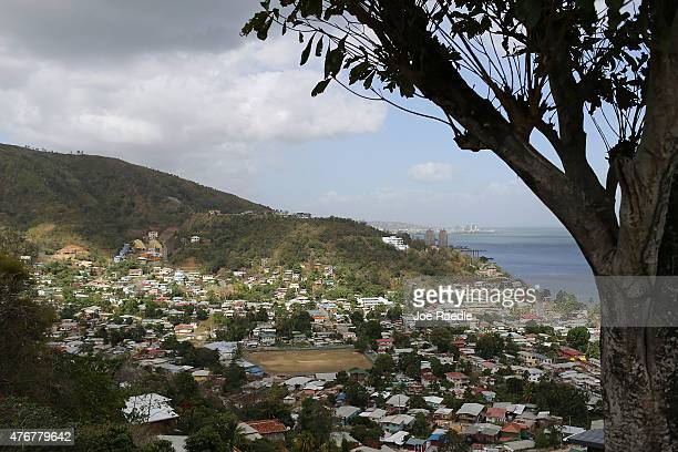 Neighborhood along the coast is seen as the country is consumed with reports that former FIFA vice-president Jack Warner was corrupted as he worked...