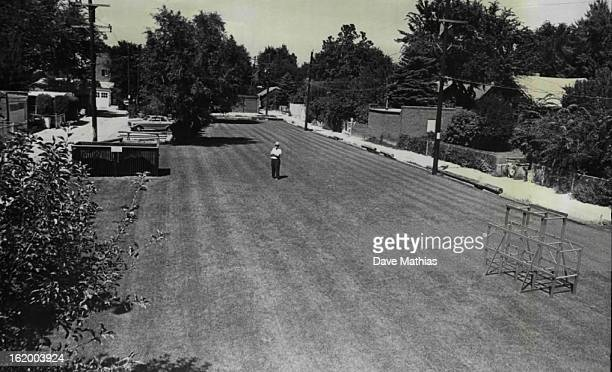 AUG 24 1965 AUG 26 1965 Neighbors Convert Dump to Park Frank M Hart 740 Clayton St stands proudly in the center of a neighborhood beauty spot which...