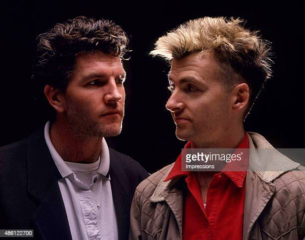 Neil and Tim Finn brothers from New Zealand played together in Split Enz Neil Finn started his own group Crowded House in 1996