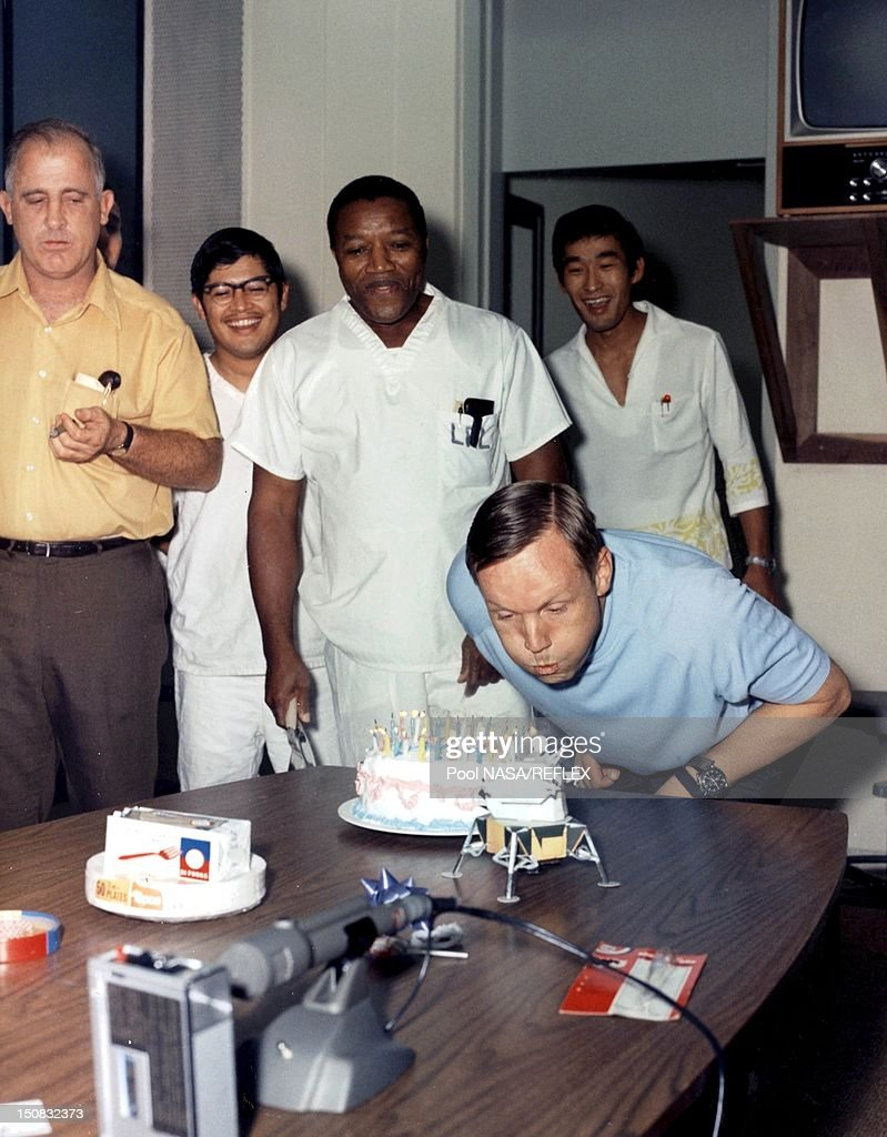 Neil Armstrong'S Birthday : ニュース写真