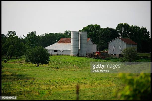 Neil Armstrong's farm that he owned for many years after the moon landing, in Lebanon, Ohio. The farm has recently been sold.