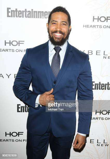 Neil Brown Jr attends the Entertainment Weekly hosts celebration honoring nominees for The Screen Actors Guild Awards held on January 20 2018 in Los...