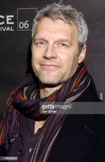 Neil Burger director/writer during 2006 Sundance Film Festival The Illusionist Premiere at Eccles in Park City Utah United States