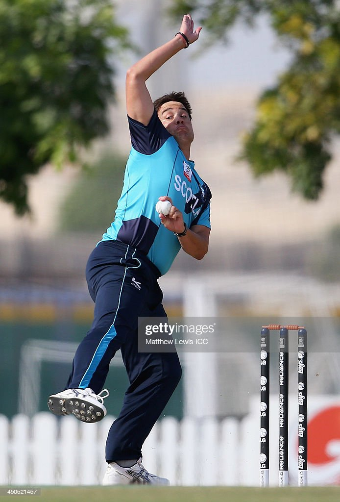 Scotland Action - 2015 Cricket World Cup Preview Set
