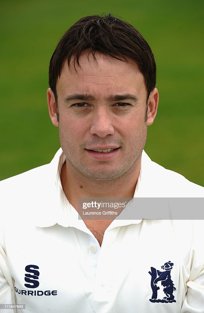 Neil Carter of Warwickshire poses for a portrait during a photocall at Edgbaston on April 7, 2011 in Birmingham, England.