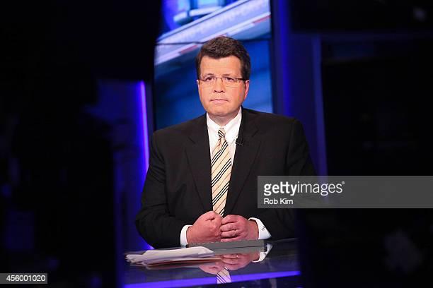 "Neil Cavuto hosts ""Cavuto"" on FOX Business Network at FOX Studios on September 23, 2014 in New York City."