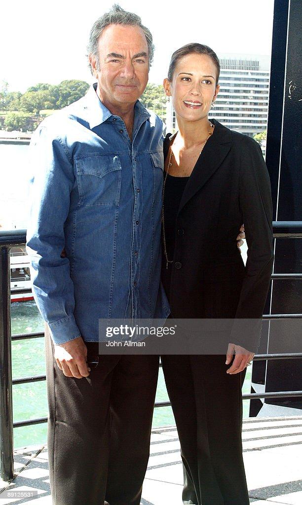 Neil Diamond and Rachael Farley