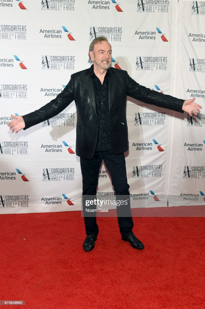 Songwriters Hall Of Fame 49th Annual Induction And Awards Dinner - Arrivals : News Photo