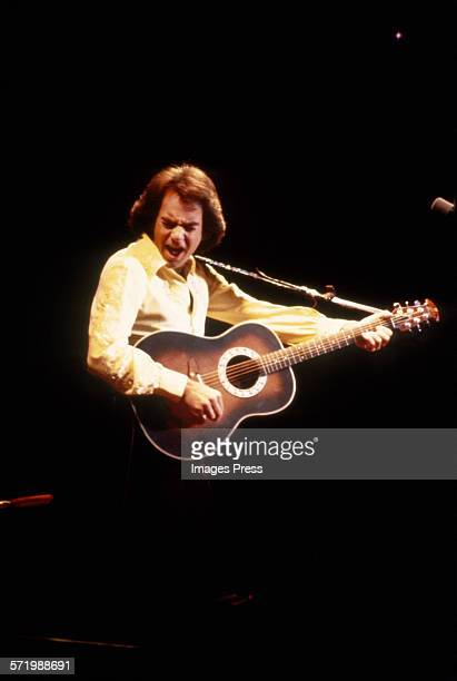 Neil Diamond circa 1985