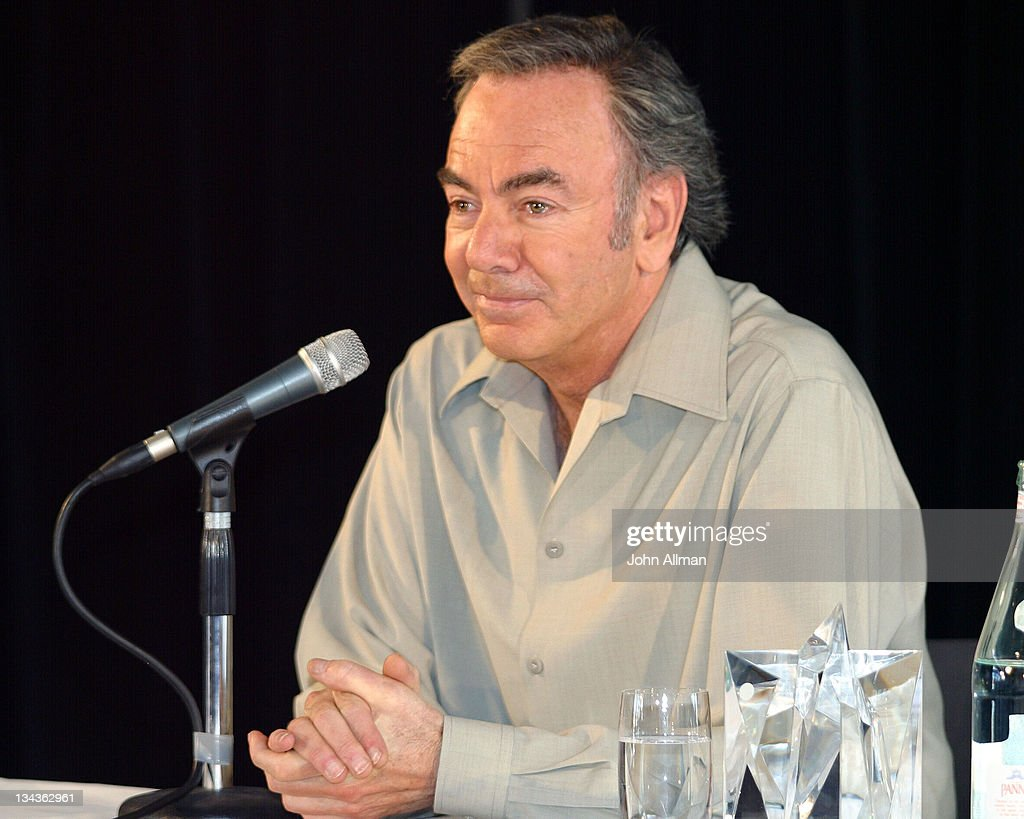 Neil Diamond during Neil Diamond Tour Sydney Press Conference - March 1, 2005 at The Quay Restaurant in Sydney, NSW, Australia.