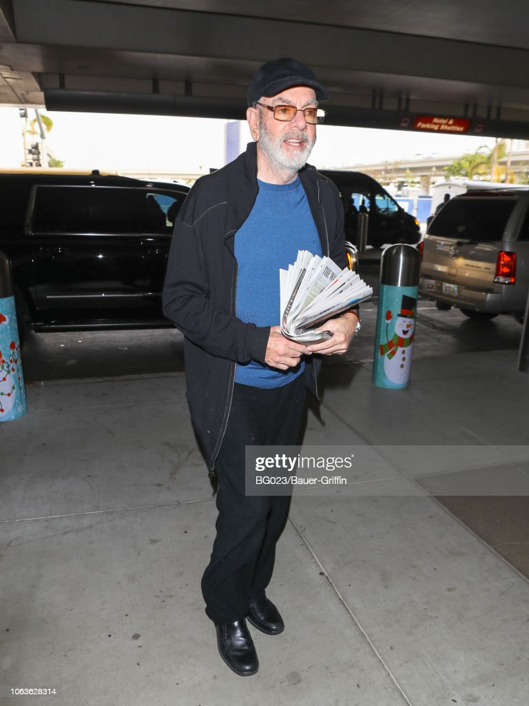 Celebrity Sightings In Los Angeles - November 19, 2018 : News Photo