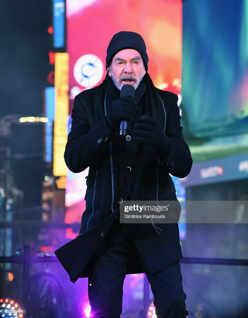 New Year's Eve 2018 in Times Square - Atmosphere : News Photo