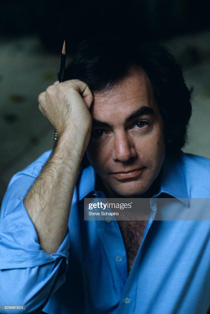 Neil Diamond : News Photo