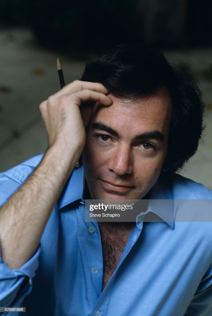 Neil Diamond : News Photo