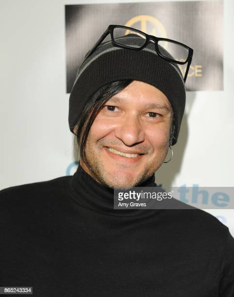Neil D'Monte attends the Let The Animals Live Soiree Arrivals at a Private Residence on October 22 2017 in Beverly Hills California