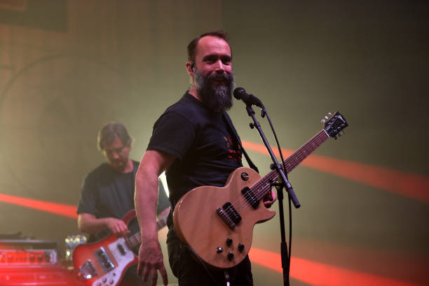 GBR: Clutch Perform At O2 Guildhall, Southampton