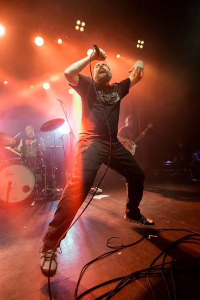 ESP: Clutch Concert In Barcelona