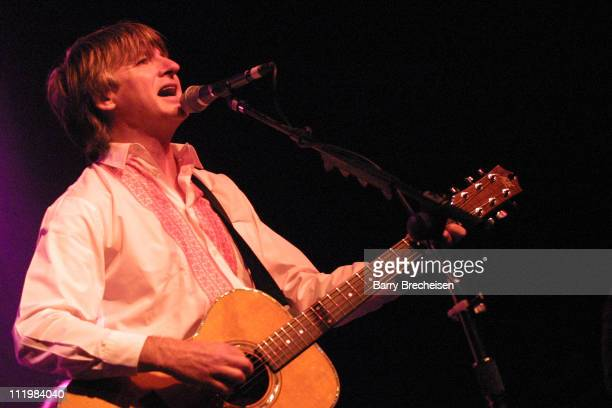 Neil Finn at the Austin Music Hall for SXSW during SXSW Music Festival - Neil Finn in Austin, Texas, United States.