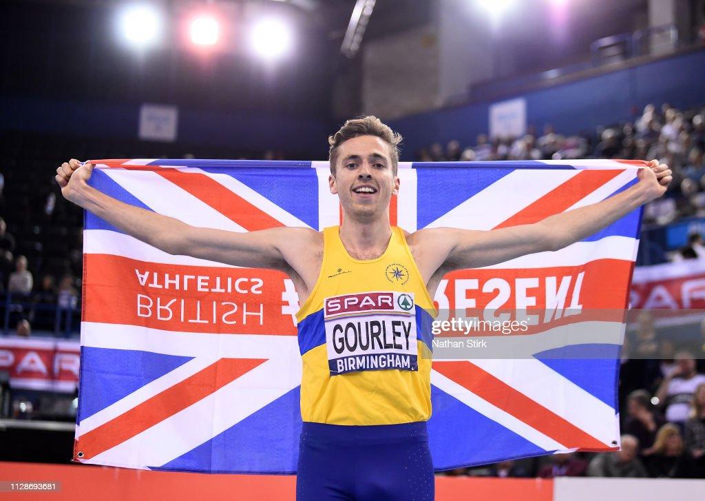 SPAR British Athletics Indoor Championships - Day Two : News Photo