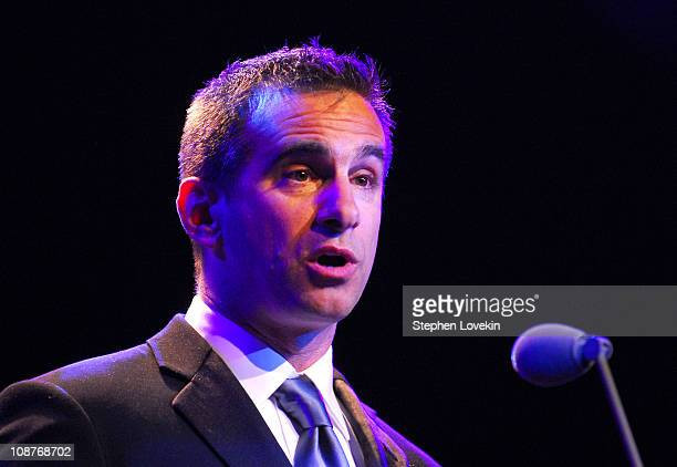 Neil Guiliano, President of GLAAD during 18th Annual GLAAD Media Awards New York - Show at Marriott Marquis in New York City, New York, United States.