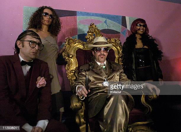 Neil Hamburger Maynard James Keenan of A Perfect Circle and guests
