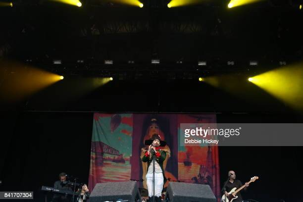 01 Neil Hannon of The Divine Comedy performs at Electric Picnic Festival at Stradbally Hall Estate on September 1 2017 in Laois Ireland