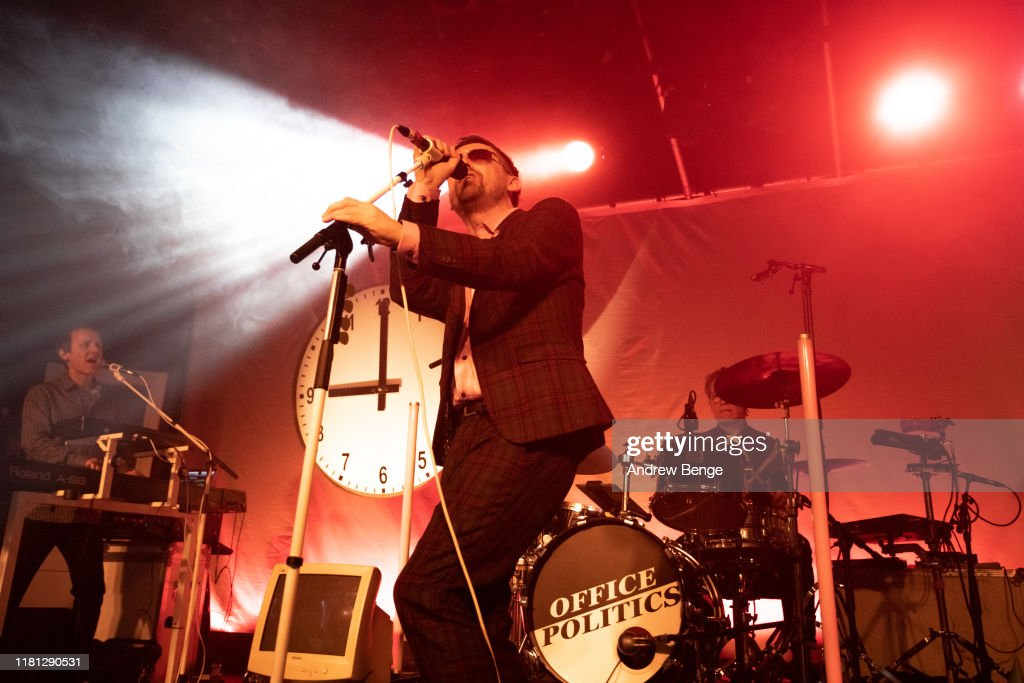 The Divine Comedy Perform At Beckett Student Union, Leeds : News Photo