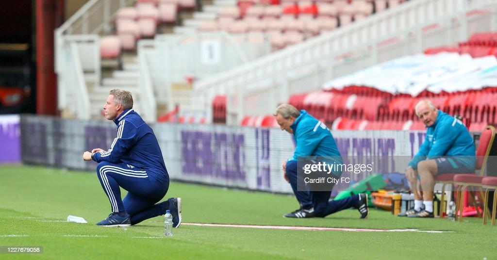 Middlesbrough v Cardiff City - Sky Bet Championship : News Photo
