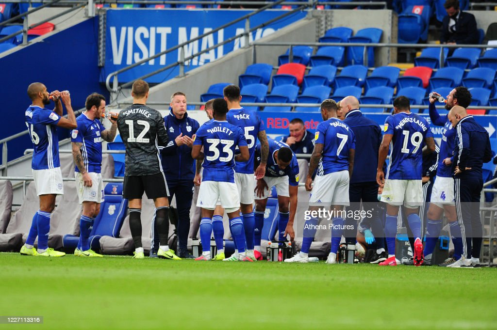 Cardiff City v Derby County - Sky Bet Championship : News Photo