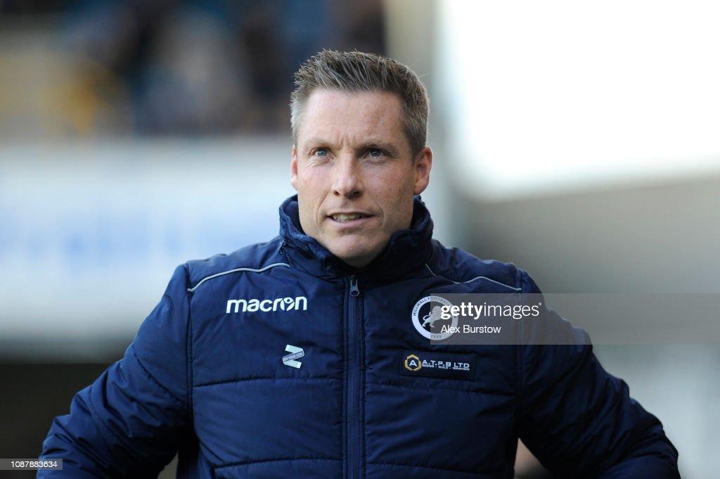Millwall v Nottingham Forest - Sky Bet Championship : News Photo