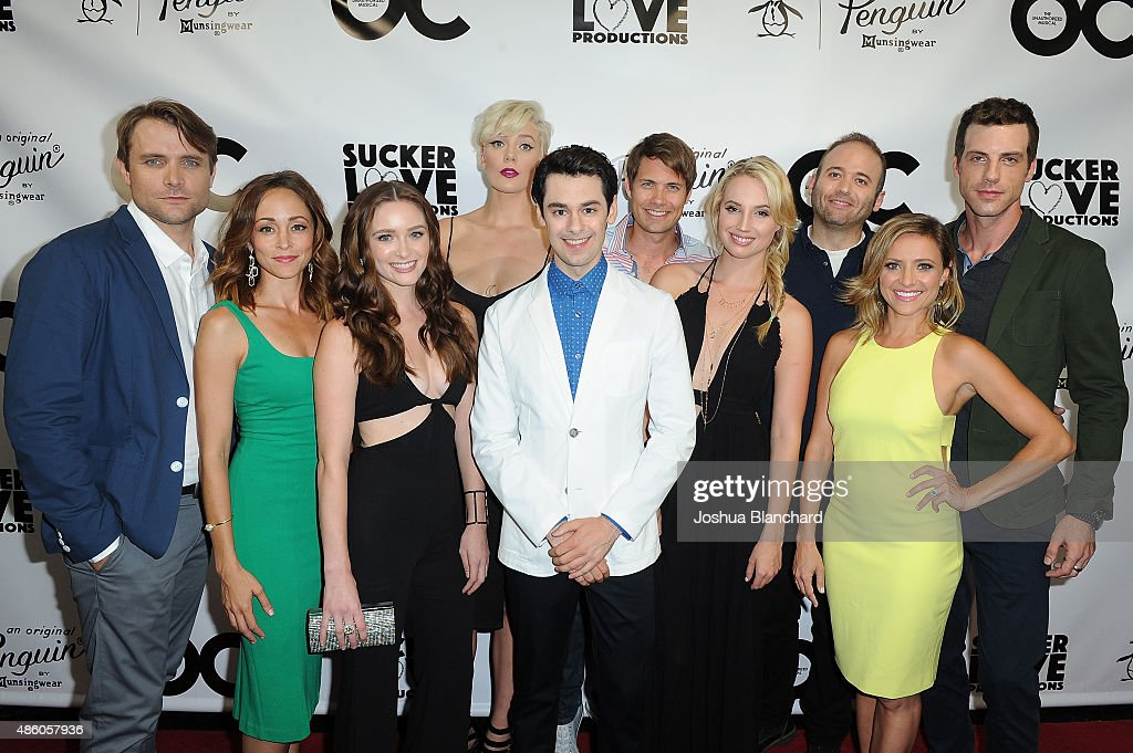 The Unauthorized O.C. Musical One Night Only Event Presented By Original Penguin : News Photo