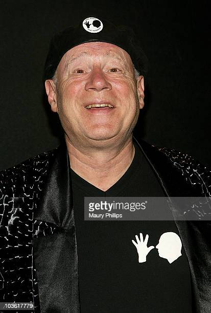 Neil Innes arrives at Secret Policemen's Film Festival for Amnesty International at the Egyptian Theatre on June 11 2009 in Hollywood California