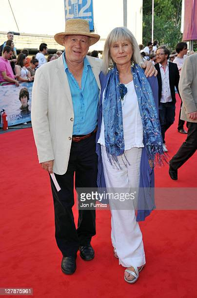 Neil Innes attends the 'George Harrison Living In The Material World' UK premiere at BFI Southbank on October 2 2011 in London England