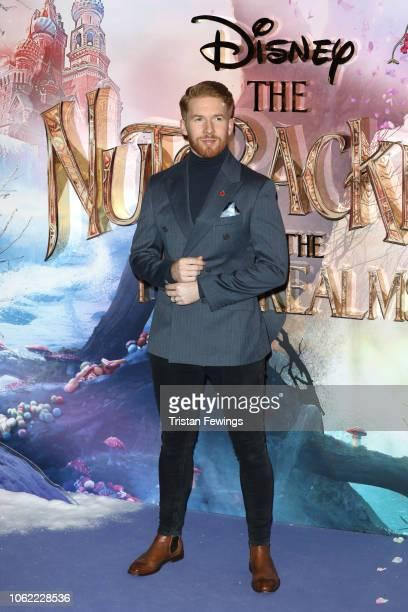 Neil Jones attends the European Premiere of Disney's 'The Nutcracker' at Vue Westfield on November 01 2018 in London England