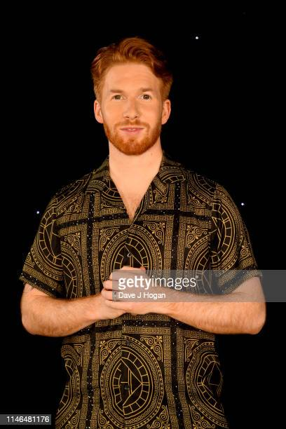 Neil Jones attends the Strictly Come Dancing The Professionals photocall at Elstree Studios on May 02 2019 in Borehamwood England