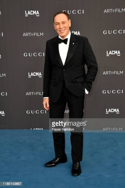 Neil Lane attends the 2019 LACMA 2019 Art + Film Gala Presented By Gucci - on November 02, 2019 in Los Angeles, California.
