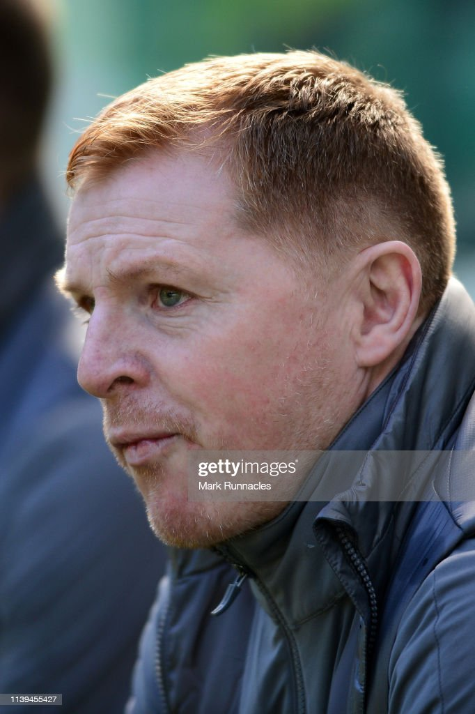 Celtic v Rangers - Ladbrokes Scottish Premiership : News Photo