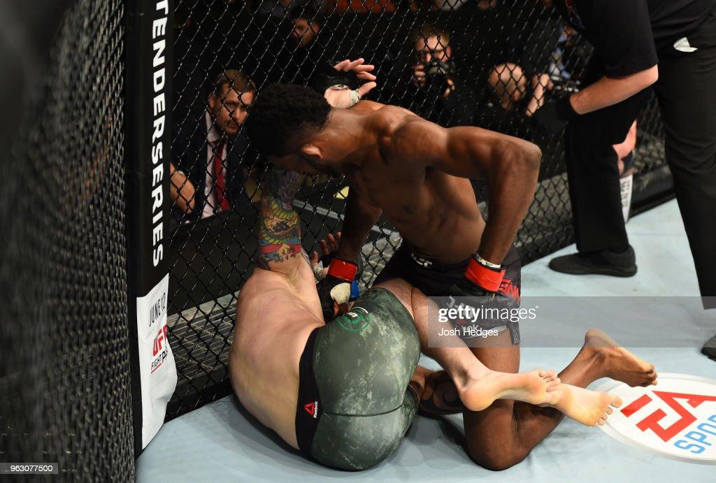 UFC Fight Night: Magny v White : News Photo