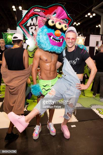Neil Marek of 'Marek Richard' attends RuPaul's DragCon NYC 2017 at The Jacob K Javits Convention Center on September 10 2017 in New York City