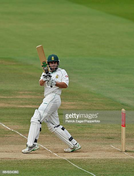 Neil McKenzie batting during his 138 for South Africa in the 1st Test match between England and South Africa at Lord's Cricket Ground London 14th...